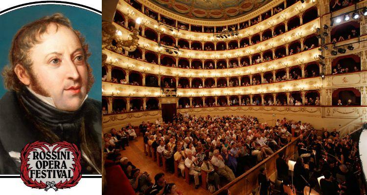 Rossini Opera Festival a Pesaro