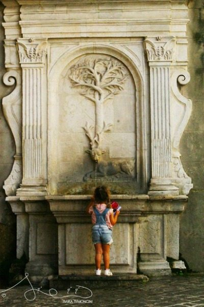 sara simoncini fontana del maltempo