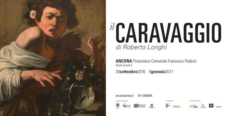 Il Caravaggio di Roberto Longhi - Caravaggio alla Pinacoteca di Ancona