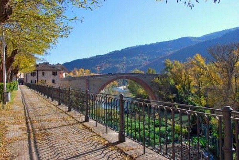 Ponte della Concordia - Fossombrone © Foto Archivio Punto Iat Fossombrone