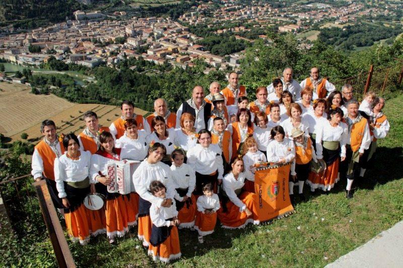 Gruppo Folcloristico Forum Dance di Fossombrone
