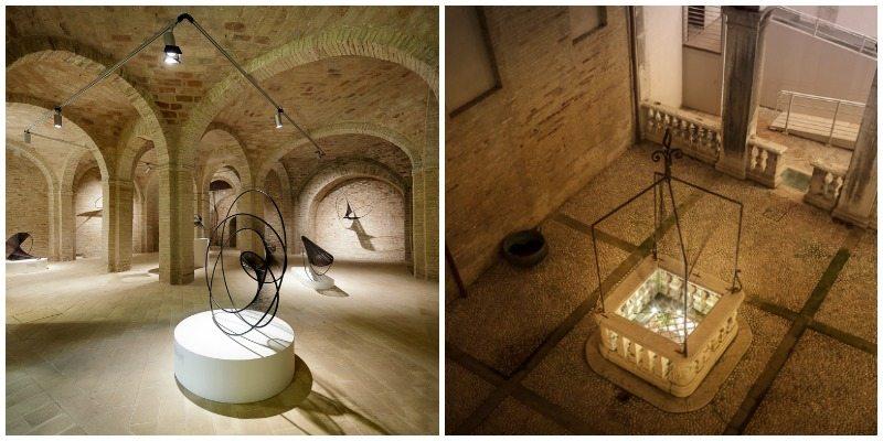 La Pinacoteca di Ancona. Foto © Paolo Zitti