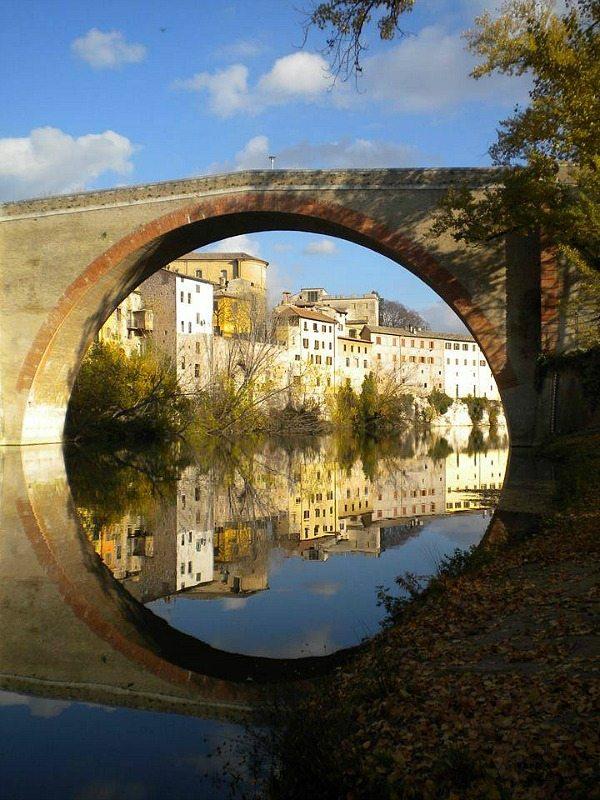 Ponte della Concordia - Fossombrone © Foto Paci