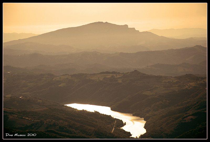 Monte dell'Ascensione Foto © Dino Micozzi