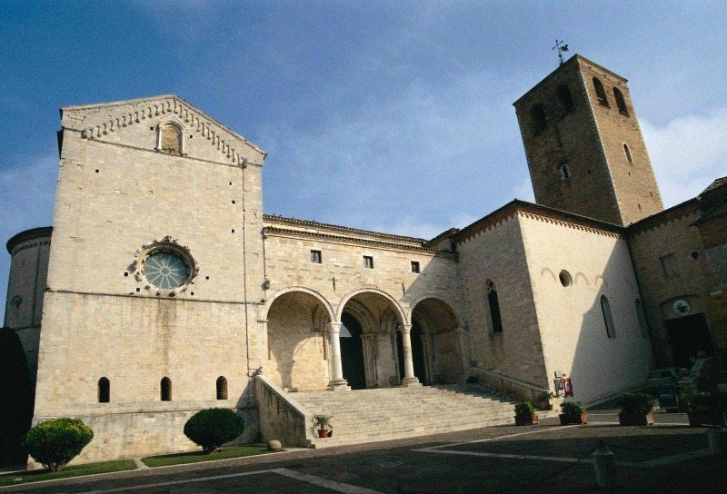Il Duomo di San Leopardo