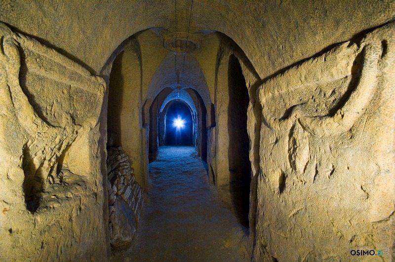Le grotte di Osimo