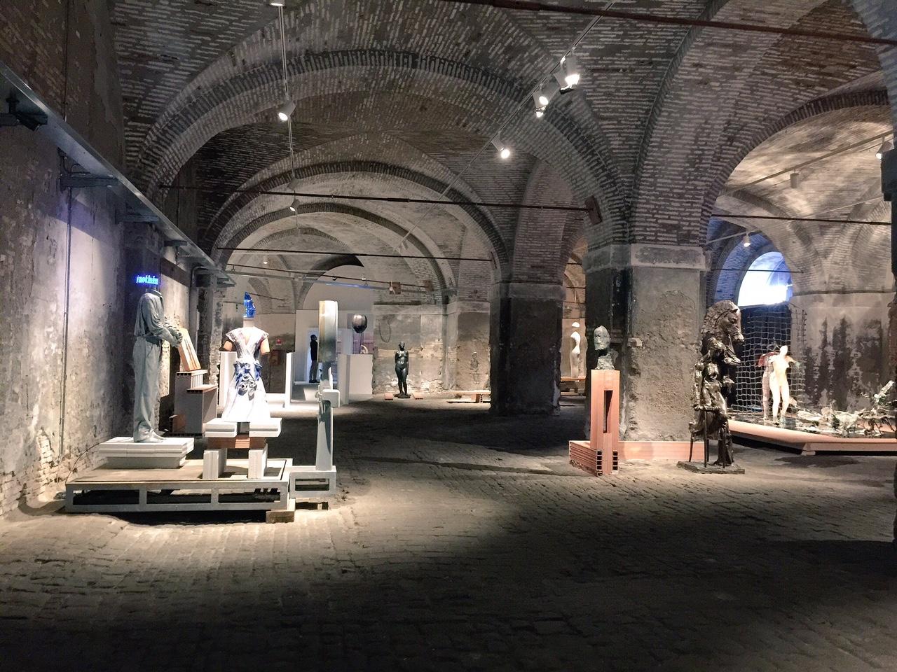 """La mostra """"Ecce Homo"""" alla Mole Vanvitelliana di Ancona"""