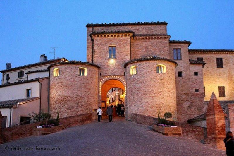 Mombaroccio © Gabriele Bonazzoli