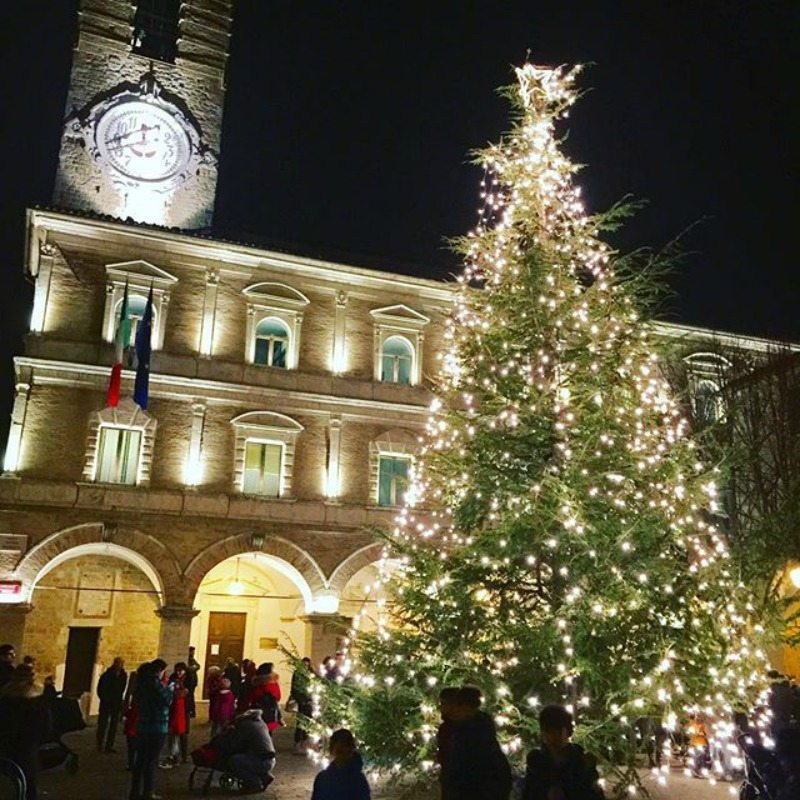 Natale a Cingoli Foto di @leo_1982 da Instagram