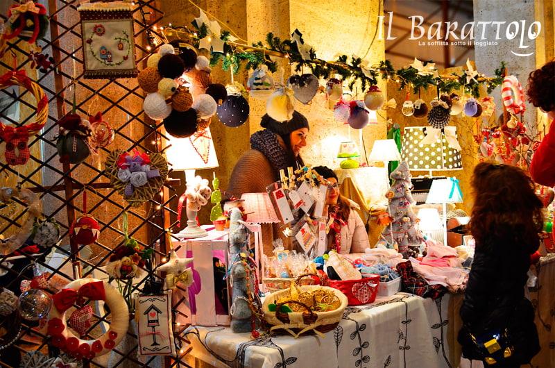 mercatino di Natale a Macerata
