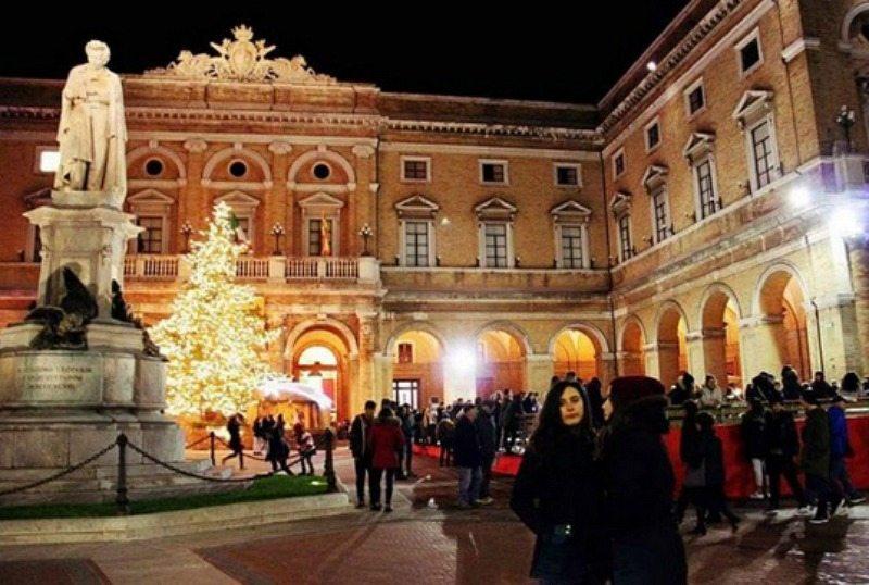 Natale a Recanati Foto di Paola Mandozzi