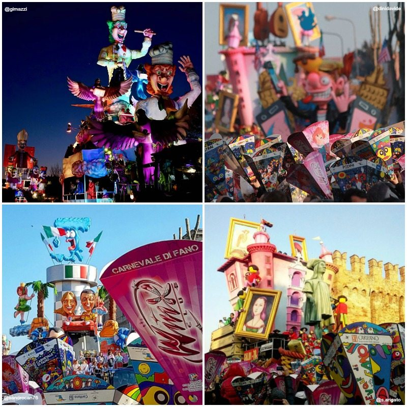 collage vincitori carnevale 2017