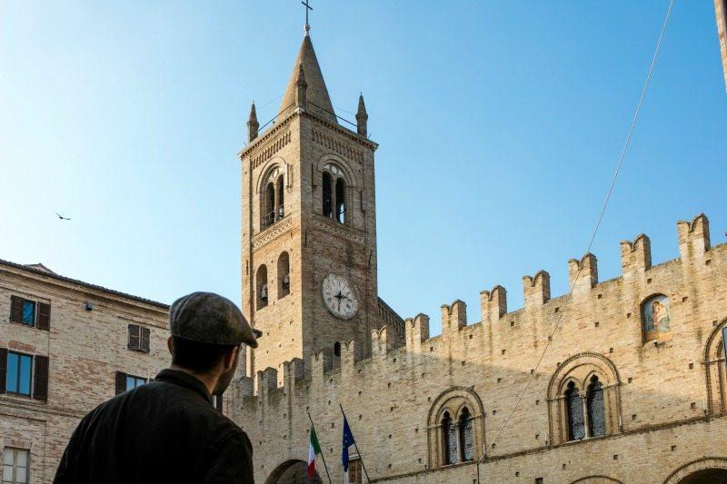 Palazzo dei Priori - Foto di Maurizio Paradisi