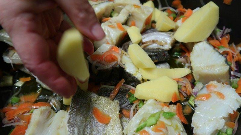 baccalà e patate 7
