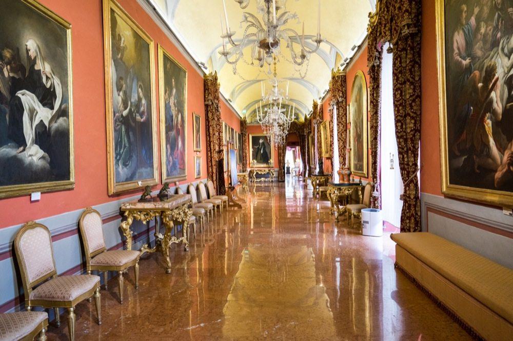 La Pinacoteca Civica di Ascoli Piceno. Foto © Visit Ascoli