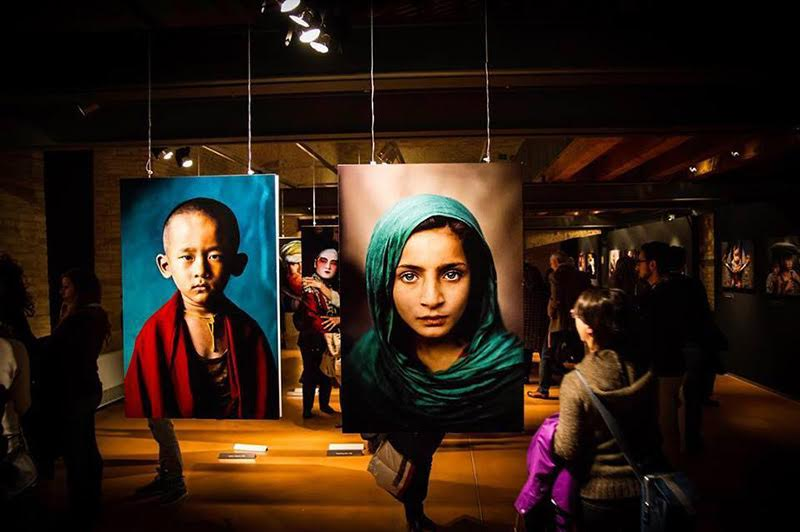La Mostra Steve Mc Curry (Foto dal sito www.stevemccurryicons.it)