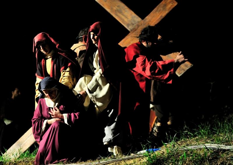 Passione di Cristo a Tolentino