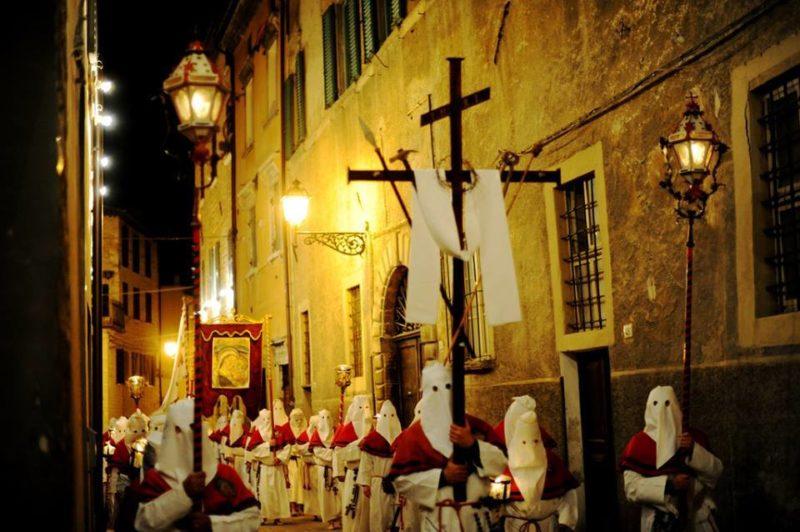 Processione del Cristo Morto a Cagli