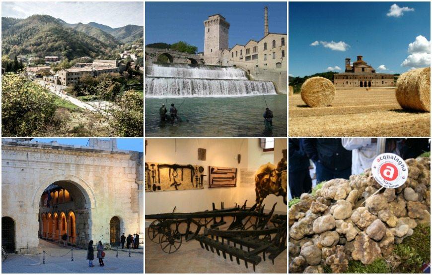 itinerario 2 - camper provincia pesaro urbino