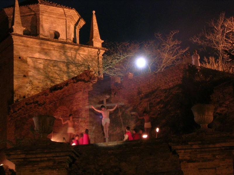 Passione di Cristo a Montalto delle Marche