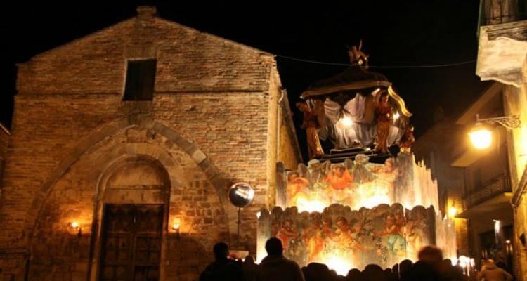 Passione del Cristo Morto a Monterubbiano