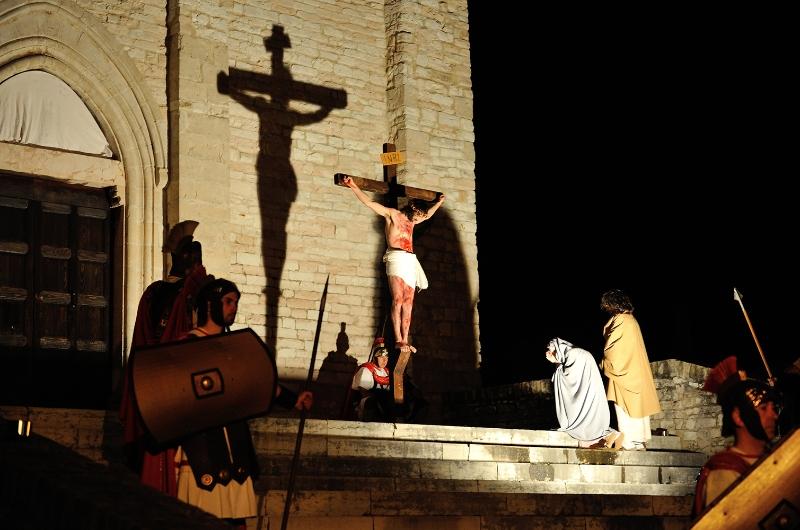 Passione di Cristo a Sassoferrato