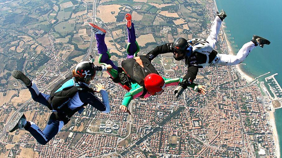 Foto di Skydive Fano