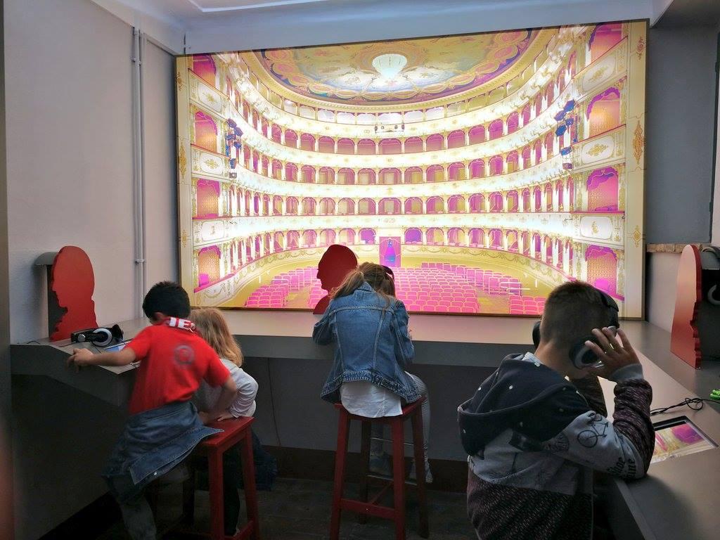 casa rossini sezione multimediale