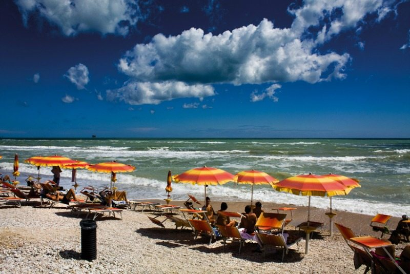 Porto-Sant'Elpidio-Spiaggia-001 foto di (G.Capancioni)