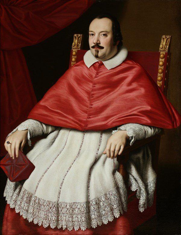 Il Sassoferrato, Ritratto del cardinale Ottoboni Padova