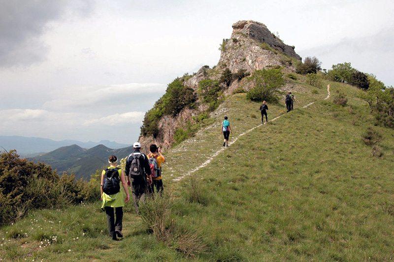 Trekking sui Ruderi dei Muracci