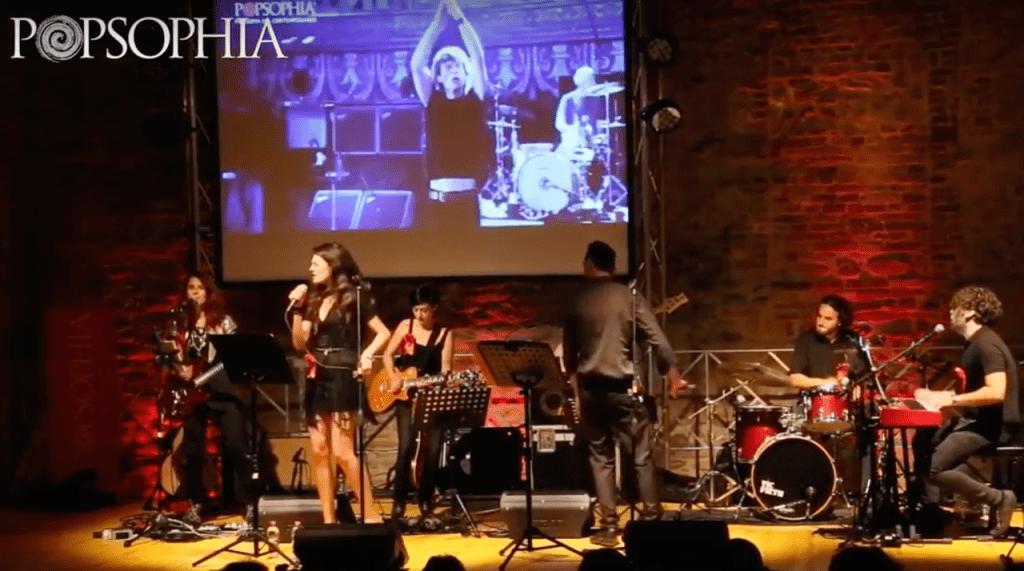 la band factory a Pesaro