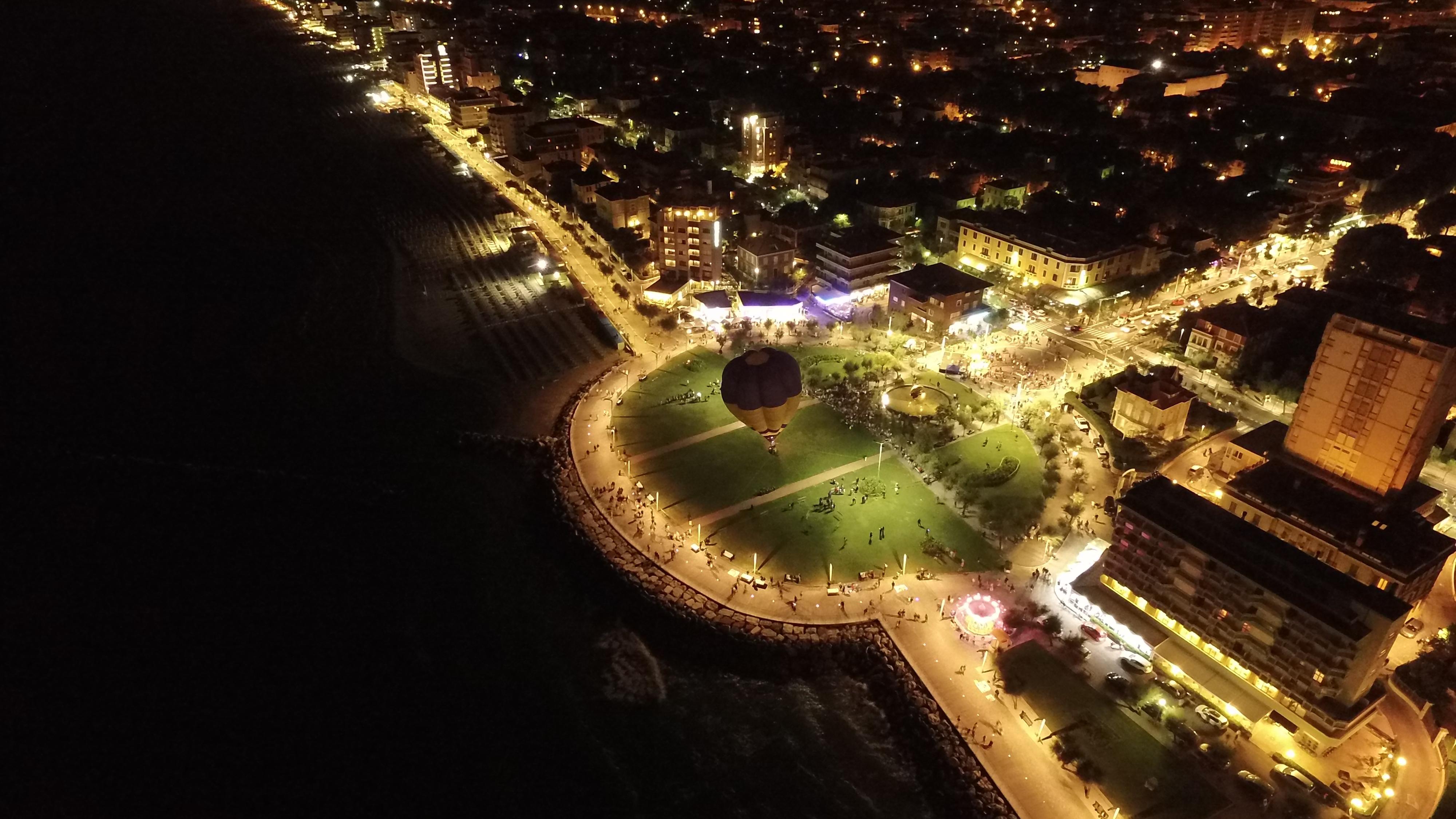 Pesaro, Notte dei Desideri 2016