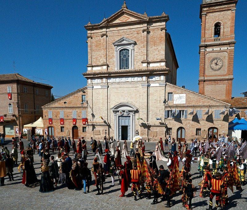 Rievocazione storica di Servigliano - Foto di Massimo Bonifazi da Flickr