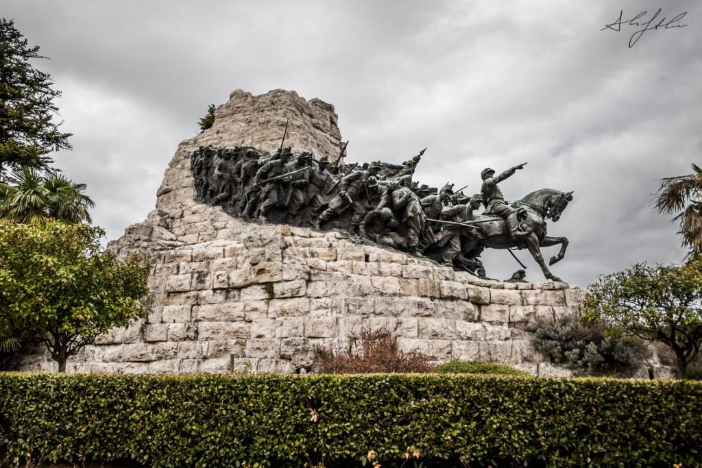 monumento Nazionale delle Marche di Castelfidardo