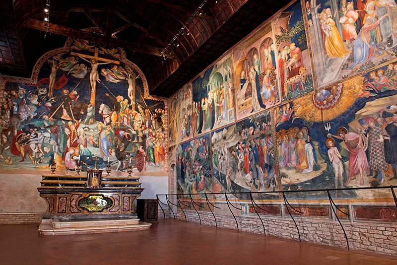 Oratorio di San Giovanni Battista ad Urbino