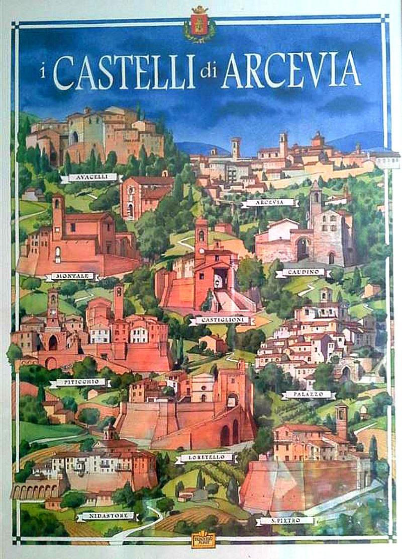 castelli di arcevia