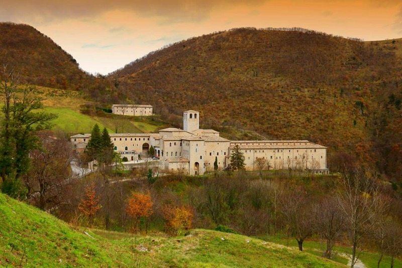 Monastero di Fonte Avellana - Foto di Giuliano Betti