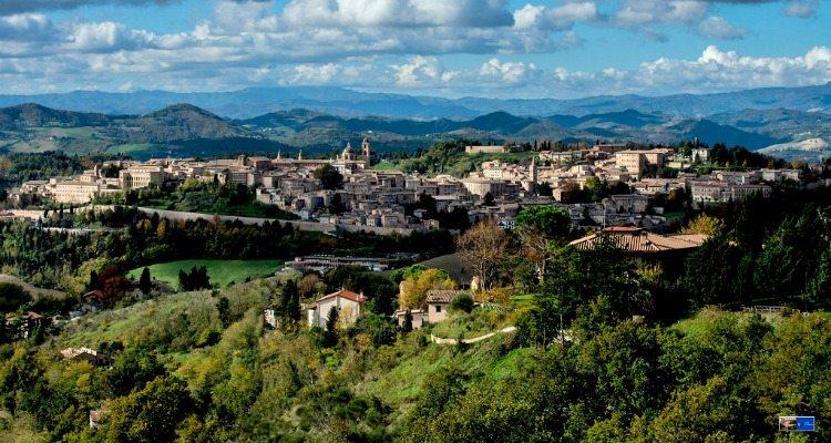 Urbino e il Montefeltro. Foto Paolo Mini
