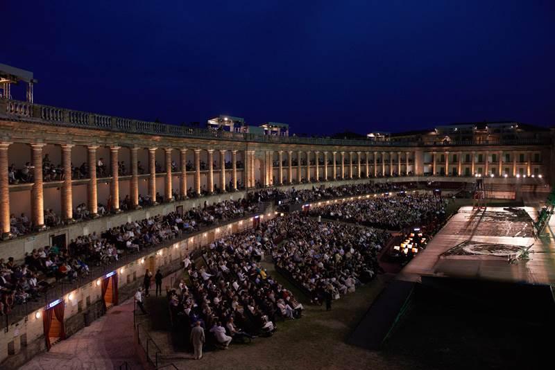 Teatri e Opera Lirica nelle Marche: Macerata Opera Festival, Sferisterio di Macerata