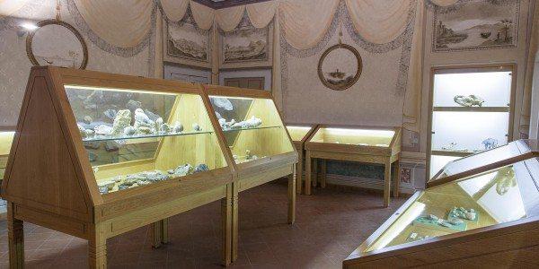 Museo dei minerali e dei fossili, Montefalcone Appennino
