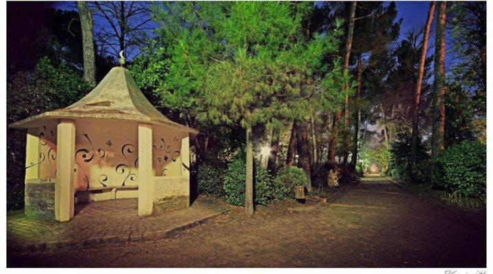 Parco Celeste Erard, Maiolati Spontini © Foto Pietro Cerioni