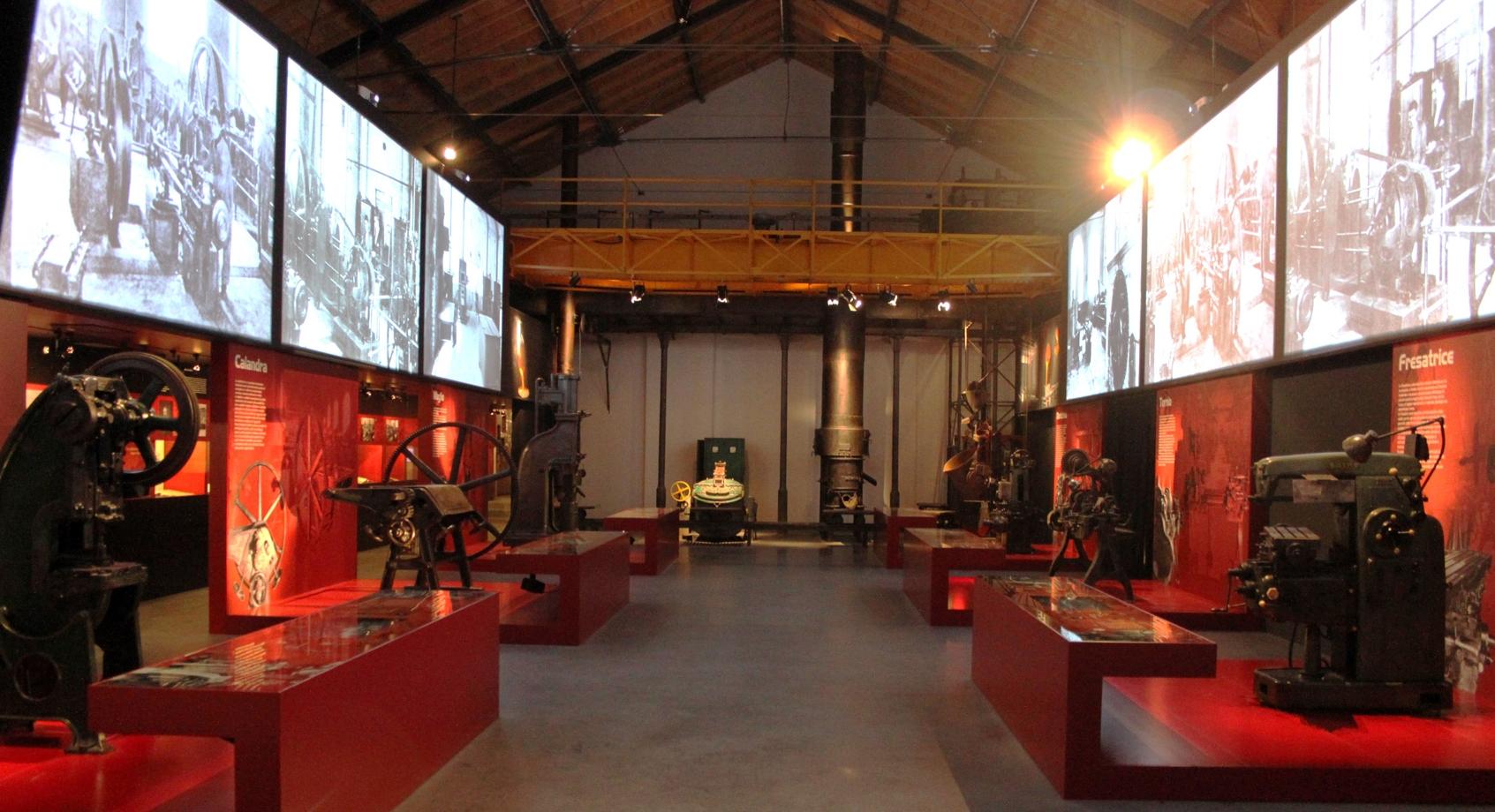 MITI Museo della Tecnica e dell'Innovazione Industriale, Fermo