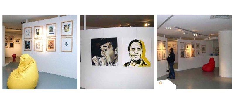 Museo dell'Illustrazione Comica a Grottammare
