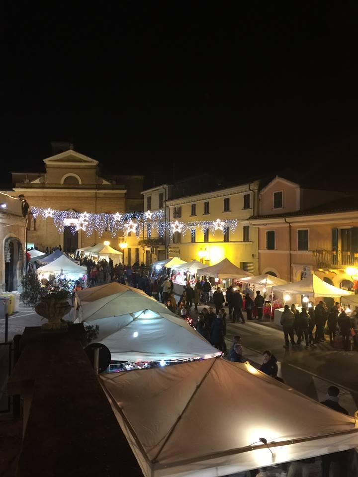 mercatini di natale di polverigi Foto di stefano arcolai