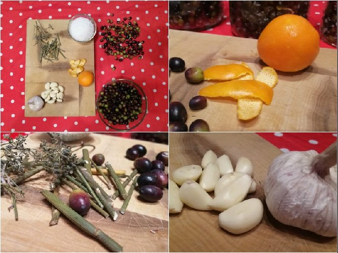 olive nere alla marchigiana ingredienti