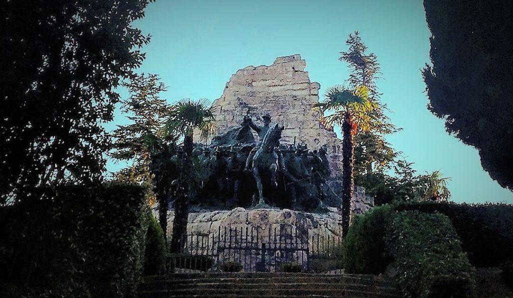 Monumento di Castelfidardo - Marche di Valentina Vellucci