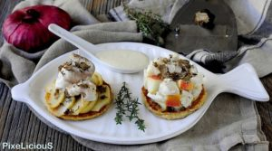 gallinella-mela-tartufo-lenticchie-food blog tour