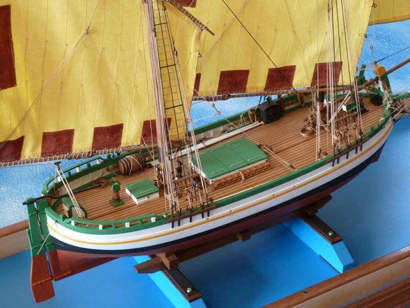 Porto Recanati: un dettaglio del Museo del Mare