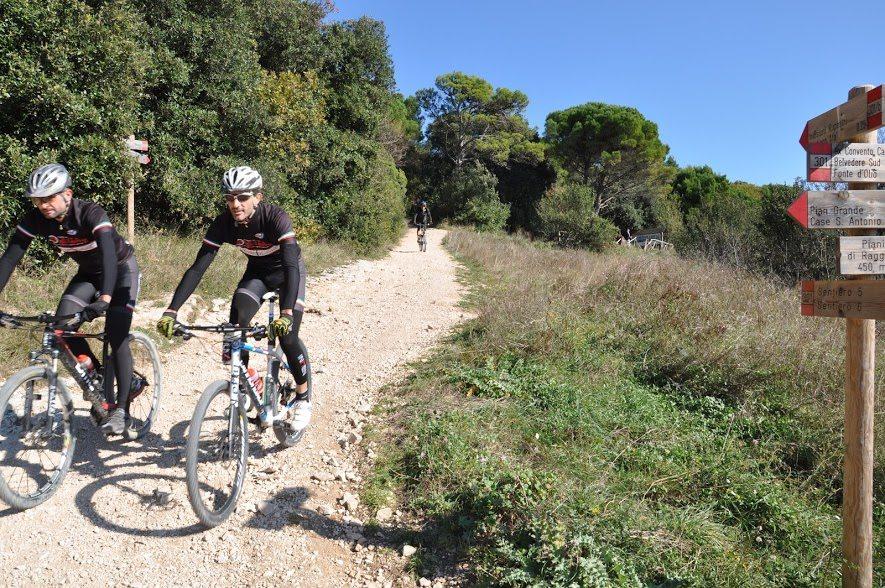 Scoprire il Conero in bicicletta